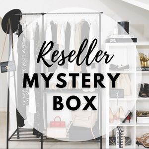 Reseller Mystery Box 6-8 Items Mixed Sizes